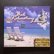 Bali Relaxation Lounge Part 3 - CD