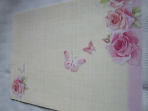 **Craft Room Clear Out**  Papercraft Pack - Floral/Butterfly Theme (1)