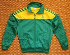 Oregon, Yellow Green Sweatshirt by Adidas Originals, Mens XL