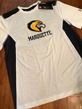 Under Armour Mens Athletic Fitted Shirt Marquette