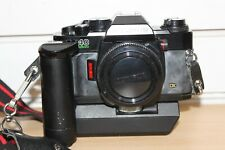 Olympus OM40 Camera and Accessories