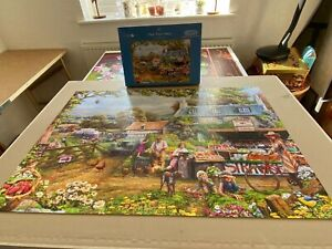 Gibson 2000 Piece Jigsaw Puzzle Pick Your Own Used But Complete