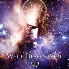 WHILE HEAVEN WEPT-FEAR OF INFINITY-CD-epic-power-doom-solstice-isole-candlemass