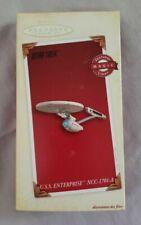 2005 USS Enterprise Ncc-1701-a Hallmark Ornament Star Trek T21