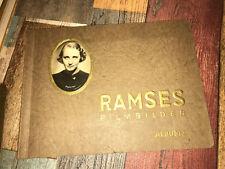 Ramses Filmbilder Album 3