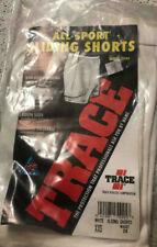 "Trace Youth Sport Baseball Sliding Short 70000- Xxs 24"" Waist White Color New"