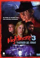 Nightmare 3 - I Guerrieri Del Sogno - DVD DL006875
