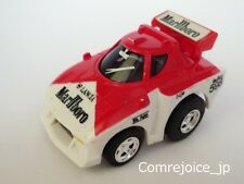Choro Q TAKARA Lancia Stratos No.003 Marlboro Made in JAPAN Dunlop Tire Rare F/S
