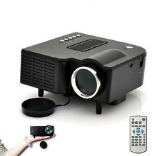 Mini Full HD 1080P LED Multimedia Projector Home Theater Cinema VGA HDMI USB S