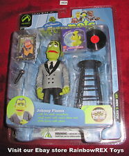 JOHNNY FIAMA with SHARK SKIN COAT The Muppets Show Series 7, Palisades 2004  #5