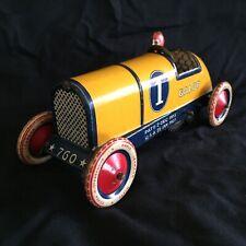 CIRCA 1930 LEHMANN TIN TOY GALOP RACE CAR  - EXCELLENT CONDITION