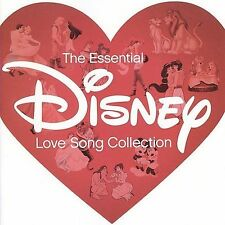 The Essential Disney Love Song Collection by Disney (CD, Jan-2009) (30)