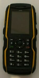 Sonim XP1520 Yellow (AT&T) 2g Excellent Used READ BEFORE U BUY