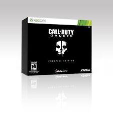 Call of Duty Ghosts Prestige Edition Xbox 360 US NTSC Version NEW