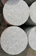 Trittstein Granit Rund Deko Steinplatte Gartendeko Stein Granitplatte Garten