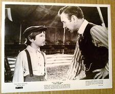 8x10 Photo~ Disney's TOBY TYLER ~1960 ~Kevin Corcoran ~Richard Eastham ~CS