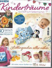Sabrina Nähen spezial  - Kinderträume - Baby, Kinder, Deko  Freizeit, Handarbeit