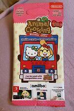 animal crossing sanrio amiibo