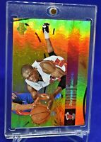 DWYANE WADE UD RESERVE RAINBOW REFRACTOR SP RARE MIAMI HEAT