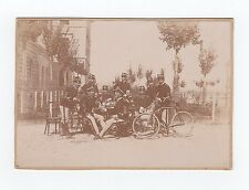 1900? MILITARI  - FOTO DI GRUPPO