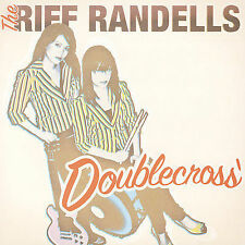 The Riff Randells - Doublecross CD NEW Dirtnap