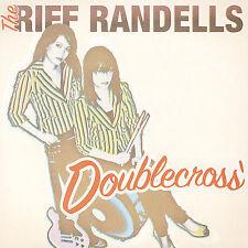 The Riff Randells - Doublecross CD NEW Dirtnap