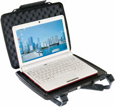 Black Pelican ™ 1075cc with liner Free Engraved Nameplate Tablet Netbook Case