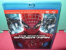 THE AMAZING SPIDERMAN  - BLU-RAY
