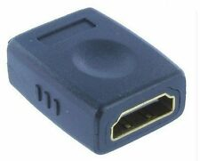 acc-25 Gold Plated HDMI Female to Female F/F Coupler Extender Adapter Connector