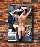 Art Sexy Christy Mack Hot Girl -20x30 24x36in Poster - Hot Gift C2481