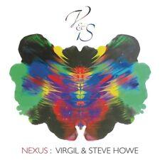 Virgil & Steve Howe-NEXUS CD NUOVO