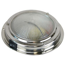 LED Dome Light 12 volt Interior Ceiling Light LED White Roof Light Caravan Boat