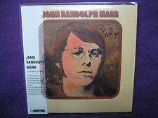 JOHN RANDOLPH MARR / SAME SELF TITLE S.T ST  MINI LP CD NEW Harry Nilsson