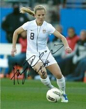 Team USA Amy Rodriguez Autographed Signed 8x10 Photo COA E