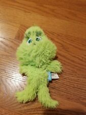 BarkBox Dog Toy The Young Grinch Squeaker Furry Christmas
