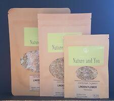 Certified Organic LINDEN FLOWER (Tilia tomentosa) *30g*