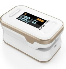 Fingertip Finger Pulse Oximeter Heart Rate Meter SPO2 Monitor Blood Oxygen