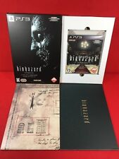 Used PS3 Resident Evil Biohazard HD Remaster Collector Package Limited F/S Japan