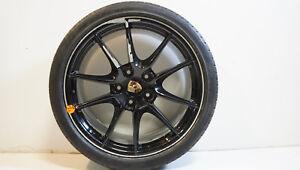 Porsche 981 Rim Wheel Aluminium Rim 9,5 x 20 ET45 98136216312 Rear def2