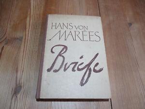 HANS VON MAREES - Briefe