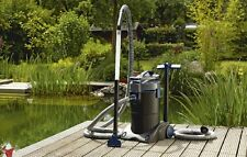 OASE 50409 PondoVac 4, Fish Pond Vacuum-automatic vac w/2 chambers-water garden