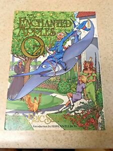 First Enchanted Apples Secret Island of Oz Eric Shanower 4 Graphic Novel Lot