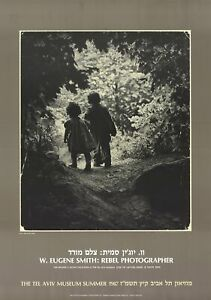 W. EUGENE SMITH A Walk to the Paradise Garden 27 x 19 Poster 1987 Photography Bl
