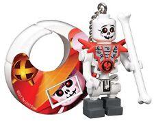 Lego NINJAGO FRAKJAW Spinjitzu Masters Figure Weapon Clip-on Battle Sound Base