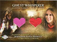 Ghost se comunica con temporadas 3 & 4 Disfraz tarjeta C2 Jennifer Love Hewitt