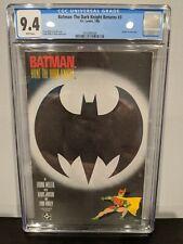 Batman: The Dark Knight #3 CGC 9.4!!!