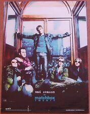 Matchbox Twenty UK promo Poster Mad Season