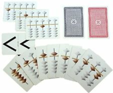 Japanese Portable Arithmetic Soroban School Math Flash Cards Learning Tool