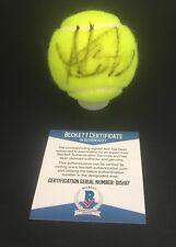 ANGLEIQUE KERBER SIGNED ROLAND GARROS TENNIS BALL AUTHENTIC AUTOGRAPH BECKETT