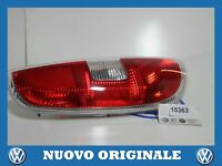 Tail Light Left Stop Left Rear Light Original SKODA Roomster 06
